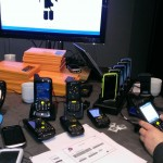 Motorola at solutions fair